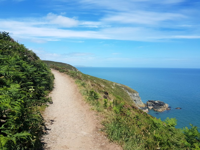 Howth Cliff Path