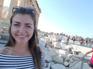 Emily In Athens