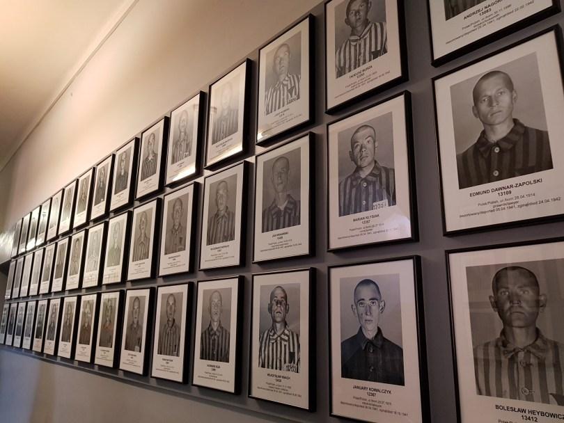Headshots in Auschwitz