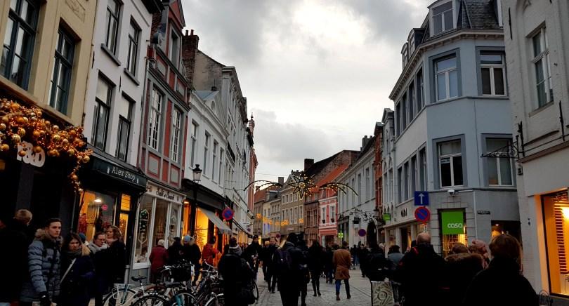Bruges Streets
