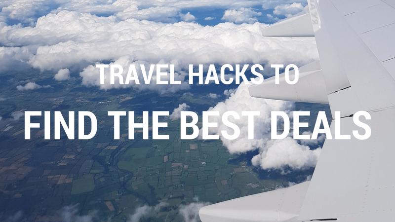 Travel Hacks & Deals