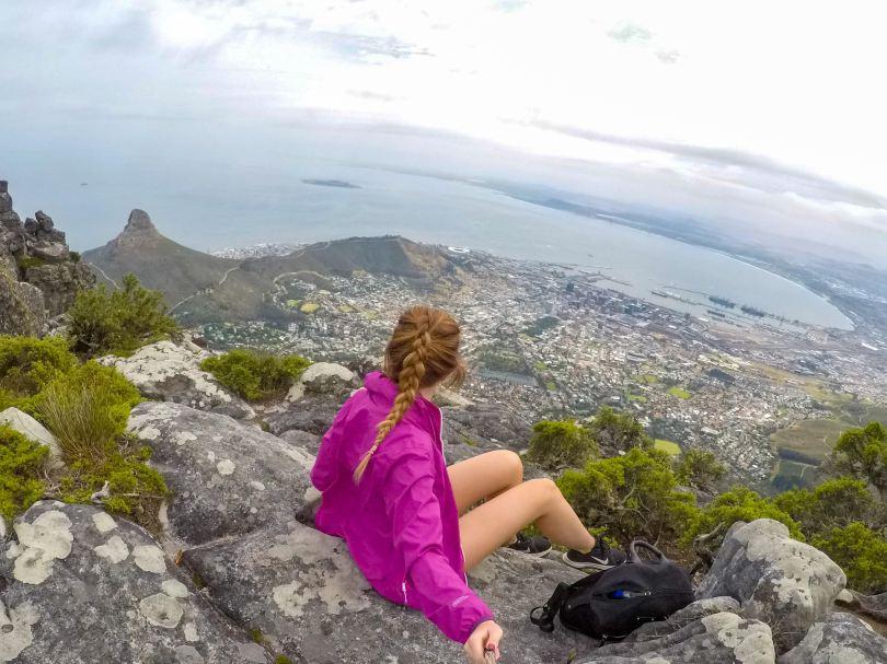 GoPro Table Mountain