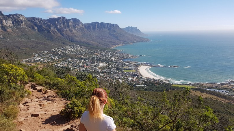 Lions Head View Cape Town