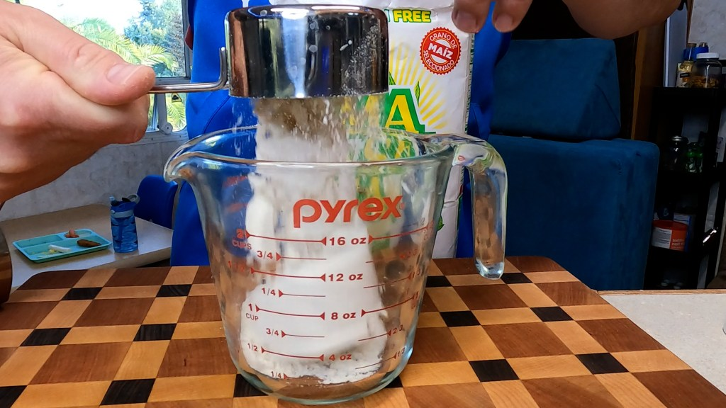 Measuring cups are a must have instant pot kitchen tool