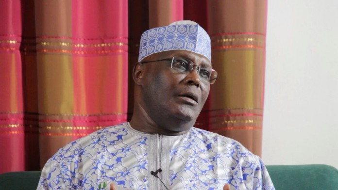 Image result for Atiku's American visa status confidential – US