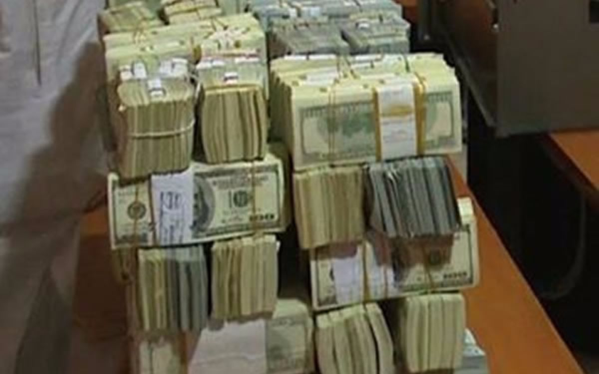 Yakubu Former Nnpc Gmd Admits Ownership Of Confiscated 9