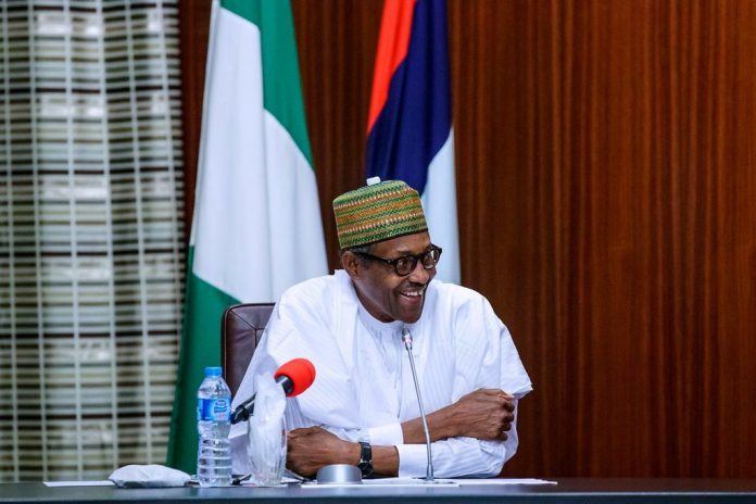 Image result for I will uphold the will of Nigerians in 2019 - Buhari