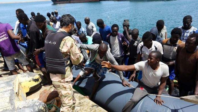 Image result for UN Report Highlights Horrors Faced By Nigerians In Libya