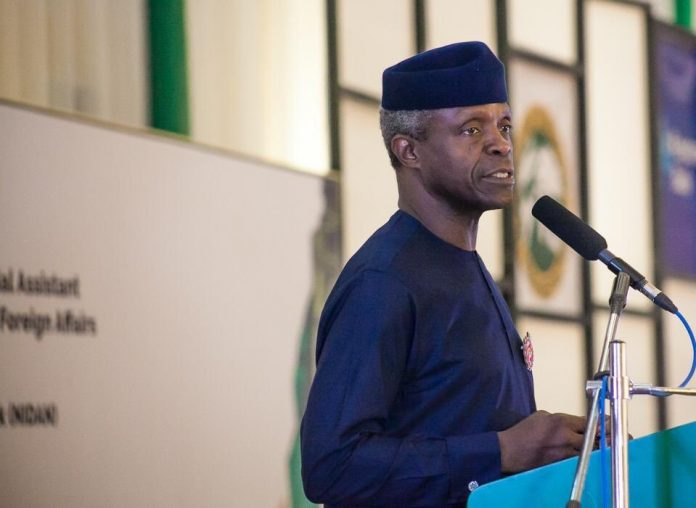 Image result for Osinbajo: Corruption is Nigeria's biggest problem