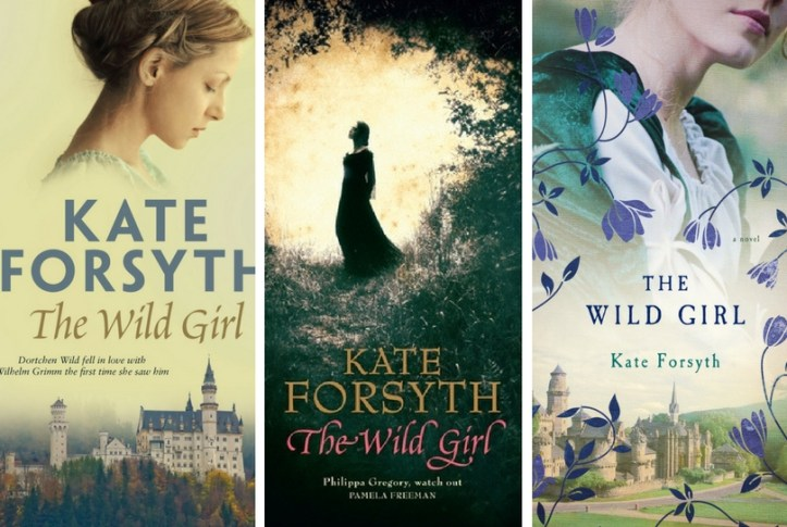Kate Forsyth The Wild Girl