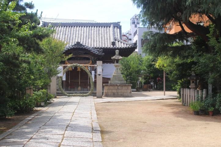 Juunisho-shrine, Himeji