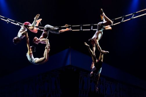 CircusOz2017_ModelCitizens_BridgeTrapezeBend_PhotographerRobBlackburn