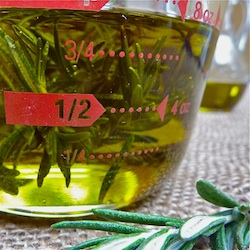 how to make rosemary infused olive oil