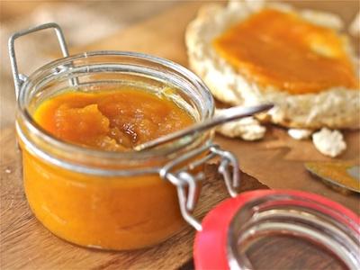 Maple-Honey Pumpkin Butter