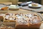 Glazed Cinnamon rolls