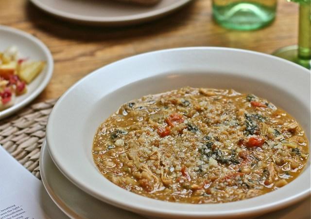 Ribollita Peasant Soup