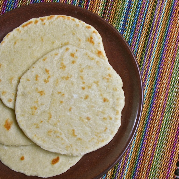 Homemade Tortillas : The Wimpy Vegetarian