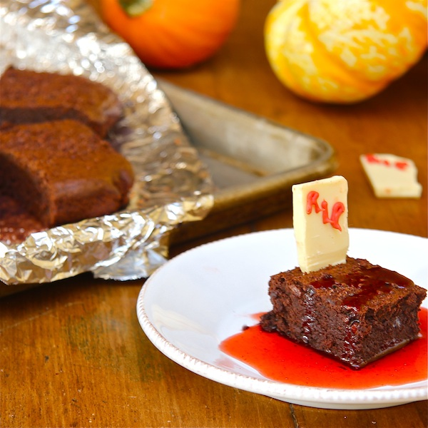 Quinoa and Coconut Brownies : The Wimpy Vegetarian