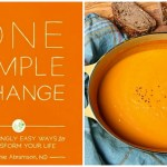 One Simple Change Silky Carrot Soup by Winnie Abramson