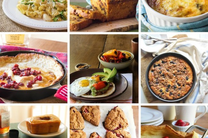 Countdown: Best Breakfasts Recipes