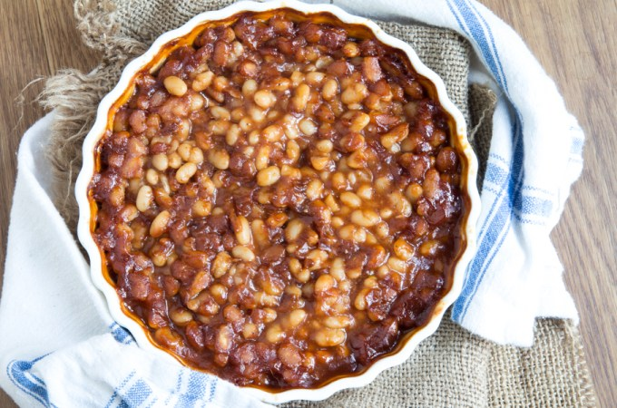 Barbecued Baked Beans