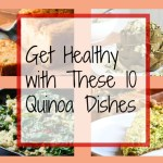 10 quinoa dishes for summer from salads, casseroles, and patties to an apple crumble.