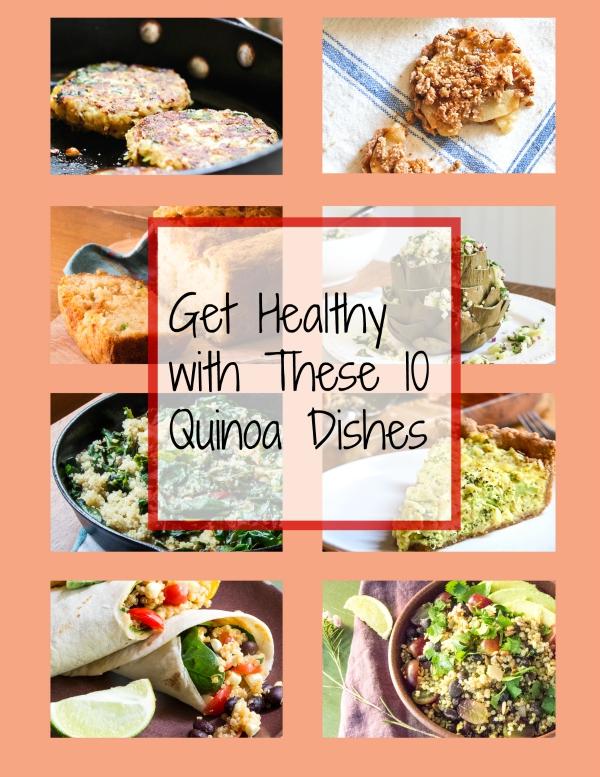 Quinoa Summer Dishes