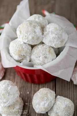 Cookies From Around the World: Russian Christmas Cookies