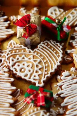 Cookies From Around the World: Scandinavian Christmas Cookies