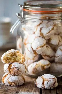 Cookies From Around the World: Italian Christmas Cookies