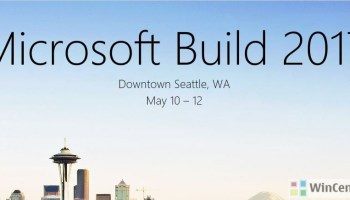 Microsoft Build 2019 will be held in May 7 - 9 in Seattle