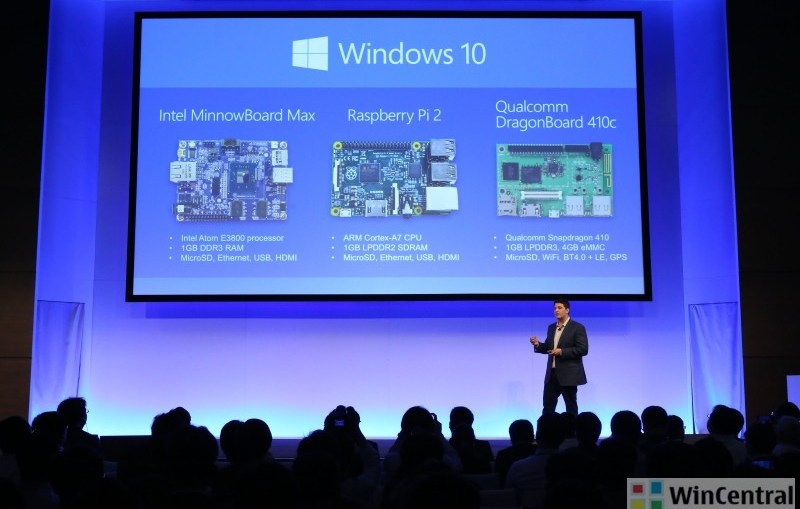 Windows 10 IoT Core