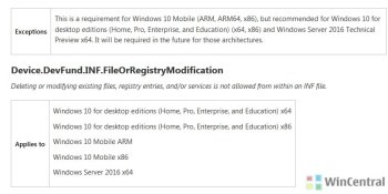 Windows 10 Mobile X86 & ARM64