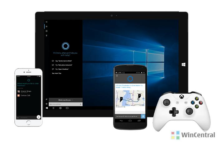 Cortana Skills Kit