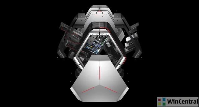 Alienware Area-51 updated with new multi-core processors