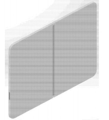 Surface Phone OLED display 3D sketch 6