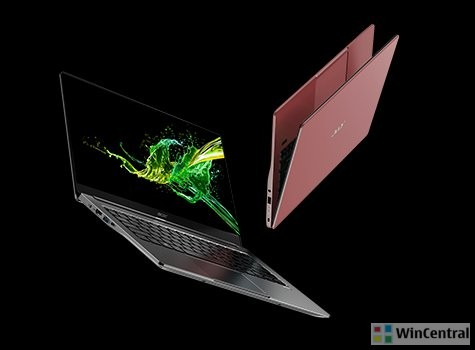 Acer Swift 5 & Swift 3 with 10th gen Intel Core i7 processor