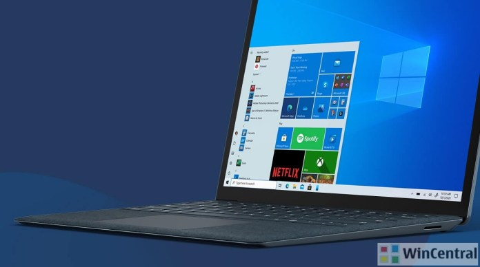 Windows 10 MAY 2020 UPDATE ON LAPTOP1