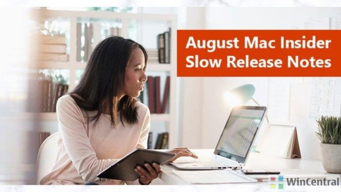 Office for Mac Insider Slow