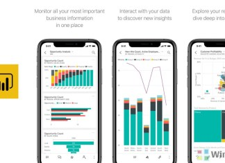 Power BI Mobile app