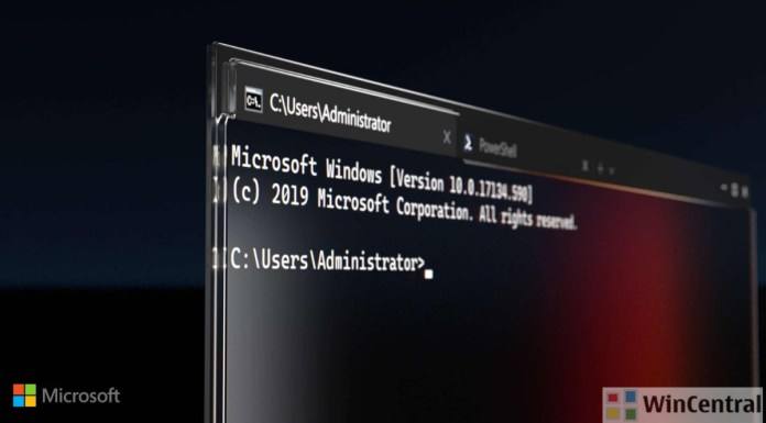 Windows Terminal App