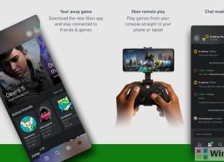 New Xbox iOS app