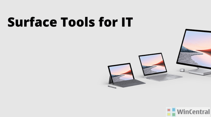 Surface Tools for IT