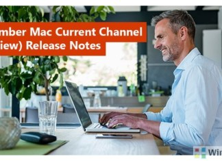 Office for Mac Current Channel