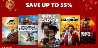 Xbox Lunar New Year Sale - Year of the Ox