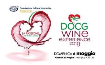 DOCG Wine Experience Ais 2018