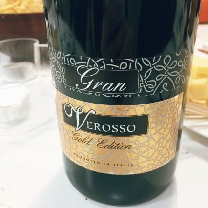 Gran Verosso Gold Edition
