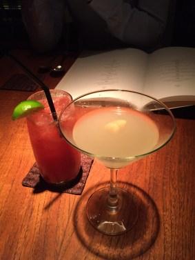 Ginger Martini & Strawberry Mule