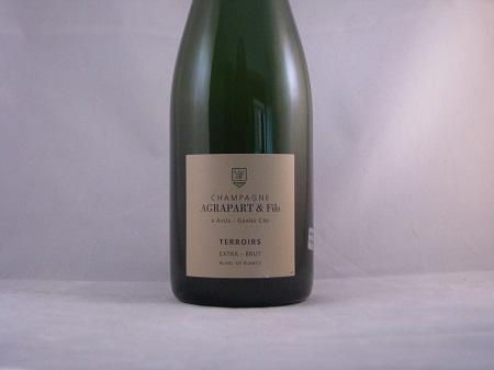 Agrapart Terroirs Avize Grand Cru Blanc de Blancs Champagne NV Bring a Bottle