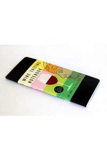De Long Wine Tasting Notebook